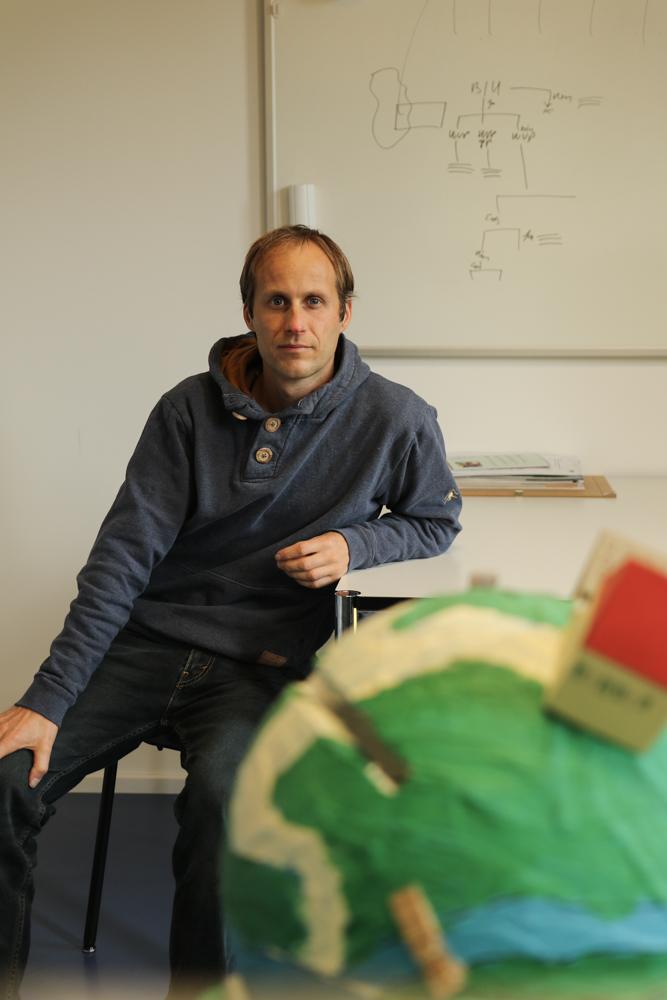 Adrian Stämpfli, Stv. Leiter Fachstelle Umwelt und Energie, Gemeinde Köniz